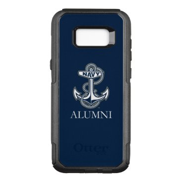United States Naval Academy Alumni OtterBox Commuter Samsung Galaxy S8  Case