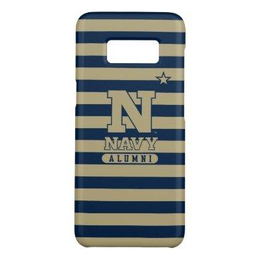 United States Naval Academy Alumni Stripes Case-Mate Samsung Galaxy S8 Case