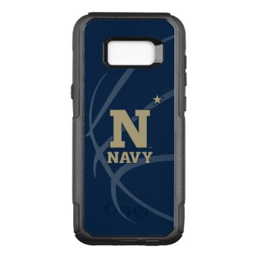 United States Naval Academy Basketball OtterBox Commuter Samsung Galaxy S8  Case