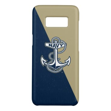 United States Naval Academy Color Block Distressed Case-Mate Samsung Galaxy S8 Case