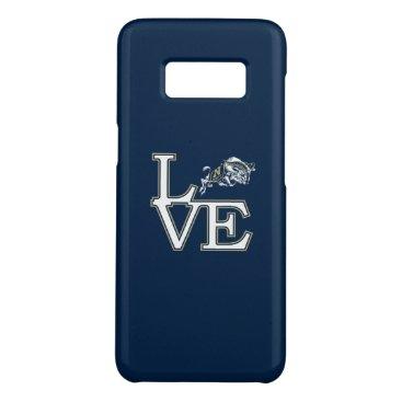 United States Naval Academy Love Case-Mate Samsung Galaxy S8 Case