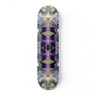 Unusual Skateboard Deck 10 CricketDiane
