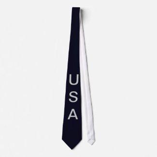 USA American Flag Men's Tie 7 CricketDiane Designs