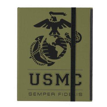 USMC Semper Fidelis [Semper Fi] iPad Cover