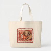 Valentine Dog And Cat Bag