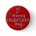 Valentine's Day Buttons/Pins (1)