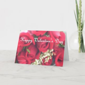 Valentine's Day Card (6) - Personalize/Customize card