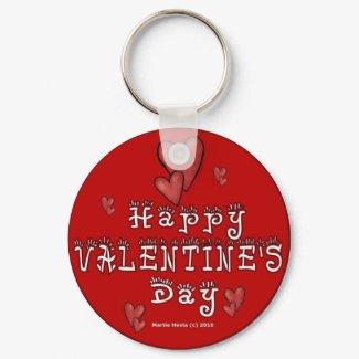 Valentine's Day Keychain (3) keychain