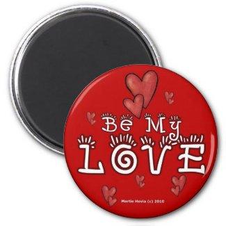 Valentine's Day Magnet (3) magnet