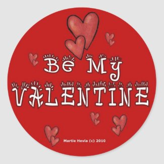 Valentine's Day Sticker (2) sticker