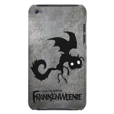 Vampire Cat Silhouette Barely There iPod Case
