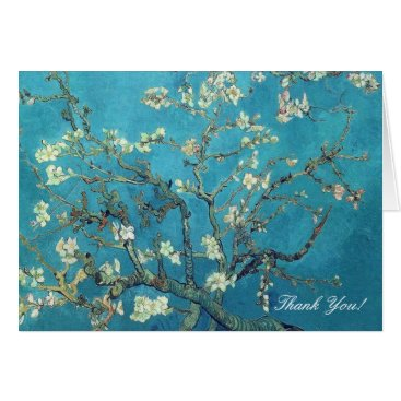 Van Gogh Almond Blossom Thank You Cards