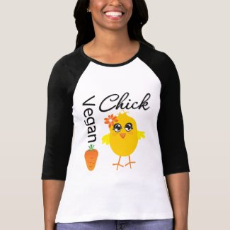 Vegan Chick 2 Tshirt