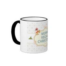 Vegan Christmas Coffee Mugs