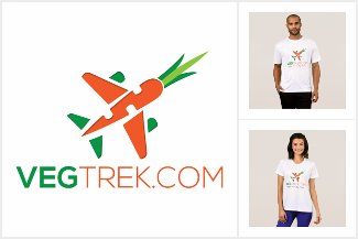 VegTrek.com Moisture Wicking Shirts