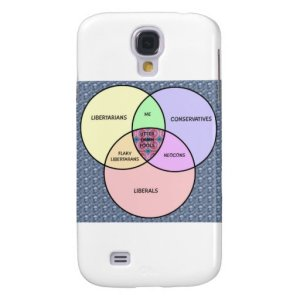 Venn diagram, Liberal, Conservative, libertarian Samsung
