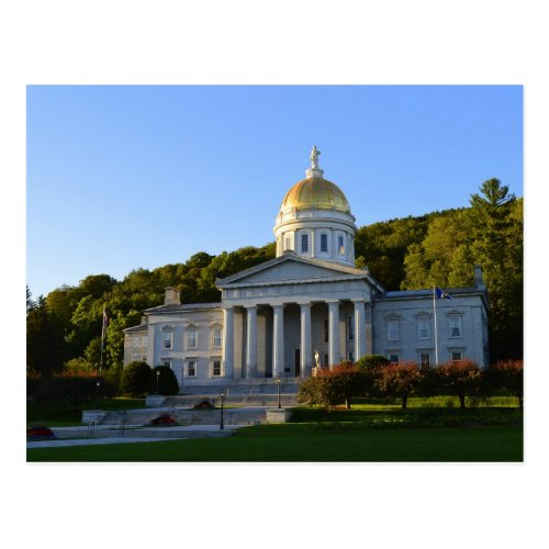 Vermont State House, Montpelier Post Cards