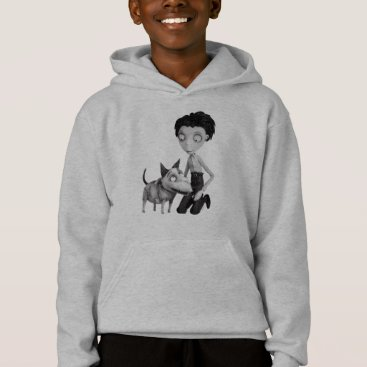 Victor and Sparky Hoodie