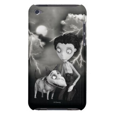 Victor and Sparky iPod Touch Case-Mate Case