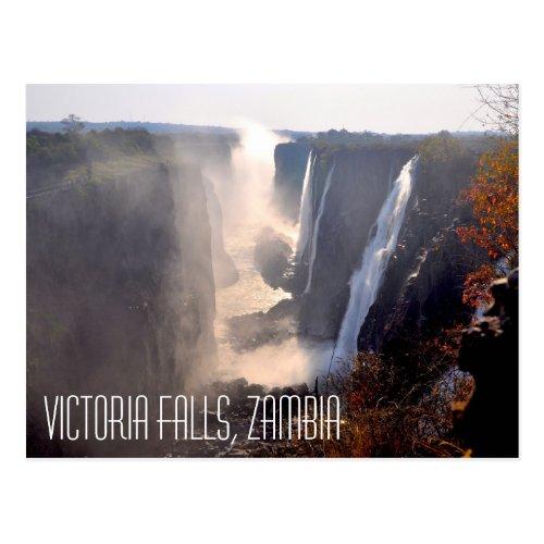 Victoria Falls, Zambia Postcard