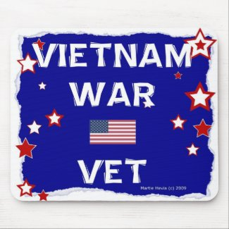 Vietnam War Vet - In Honor - Mousepad