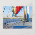View from Felucca Postcard postcard