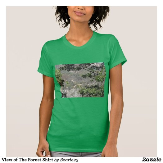 View of The Forest Shirt
