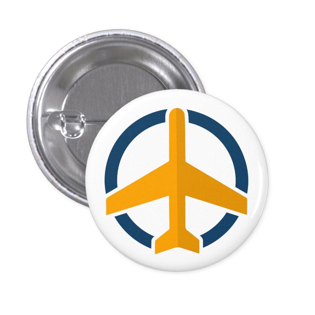Vigilant Aerospace Button