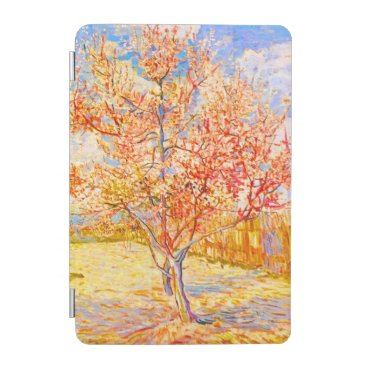 Vincent Van Gogh Peach Tree in Blossom Vintage Art iPad Mini Cover