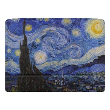 Vincent Van Gogh - The Starry night iPad Pro Cover