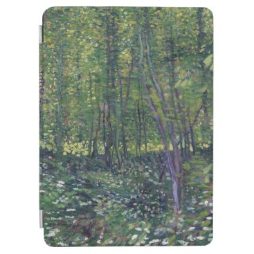 Vincent Van Gogh - Trees and Undergrowth iPad Air Cover