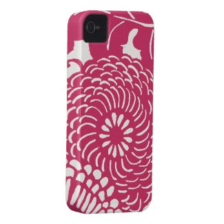 Vintage Abstract Floral Pattern casematecase
