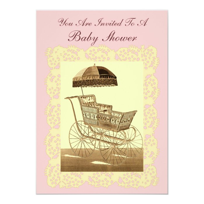 Unique Baby Shower Invitation Cards