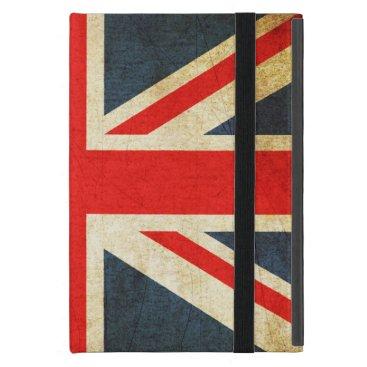 Vintage Union Jack British Flag iPad Mini Case