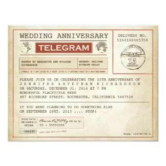 Telegram Invitations Announcements Zazzle