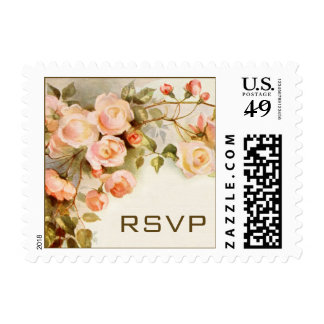 Floral Custom Postage and FloralCustom Stamps | Zazzle
