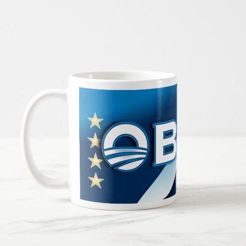Vote OBAMA 2012 Mug mug