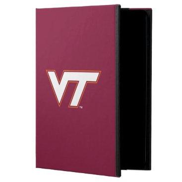 VT Virginia Tech Cover For iPad Air