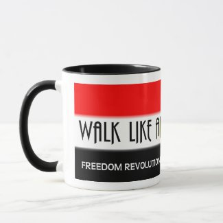 Walk Like An Egyptian: Free - Mug mug