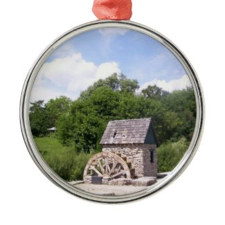 Watermill Ornament ornament