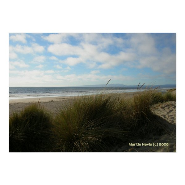 Watsonville Beach zazzle_print