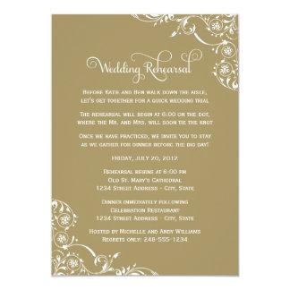 The Standard Rehearsal Dinner Etiquette Is Between 4 6 Weeks Before Sending Your Wedding Invitation
