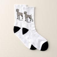Weimaraner Socks