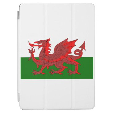 Welsh Red Dragon Flag iPad Air Cover