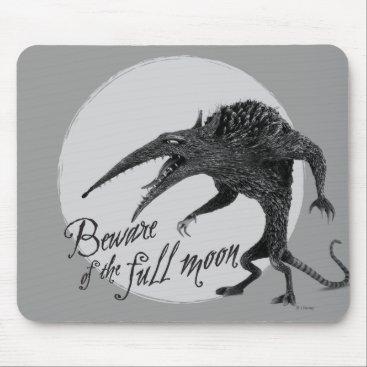 Wererat: Beware of the Full Moon Mouse Pad