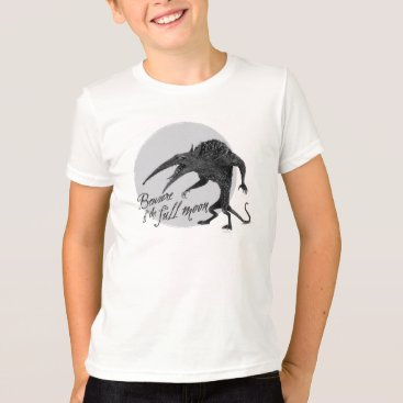 Wererat: Beware of the Full Moon T-Shirt