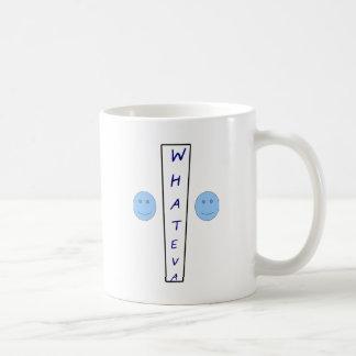 Whateva Coffee Mugs