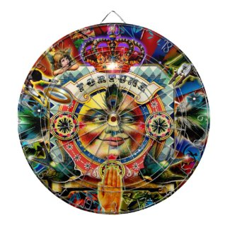 Wheel of Fortune Dartboard