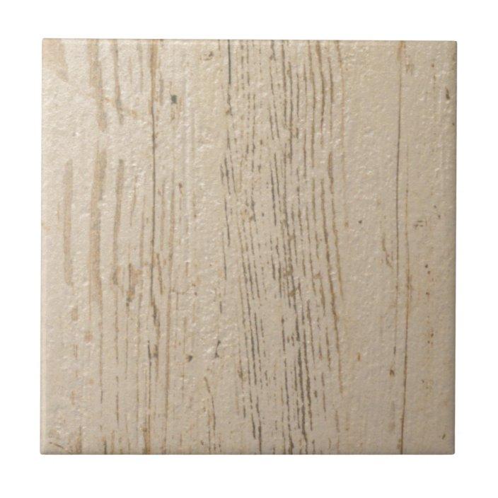 white washed wood grain tile zazzle com