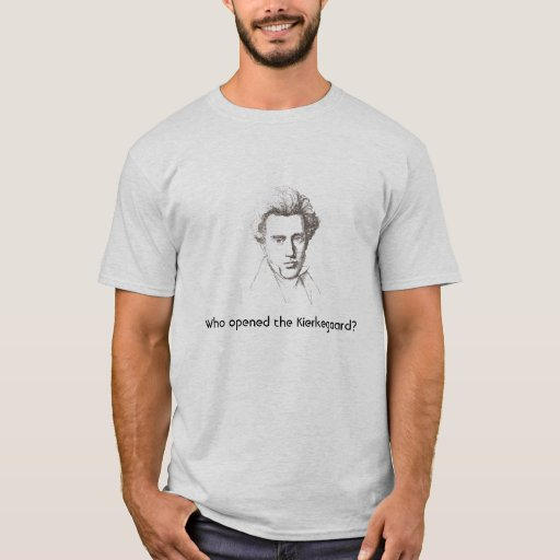 Who opened the Kierkegaard?
